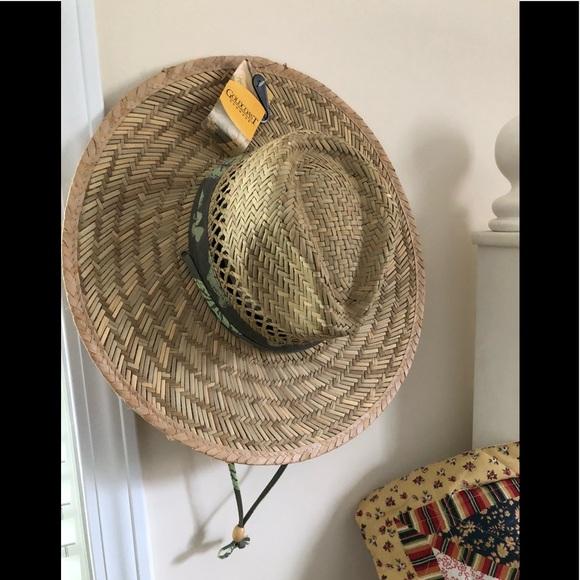 5373b41c39a9d GoldCoast Sunwear Straw Hat Unisex